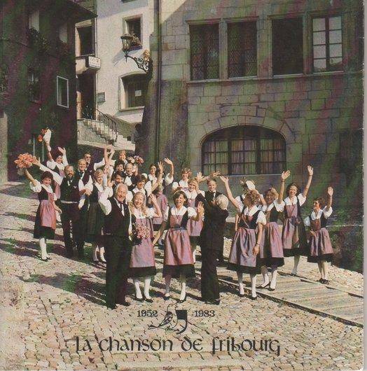 La Chanson de Fribourg