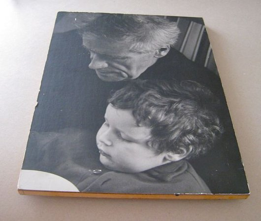 Victor Desarzens et son petit fils Antoine