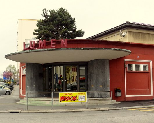 Cinéma Lumen - Renens