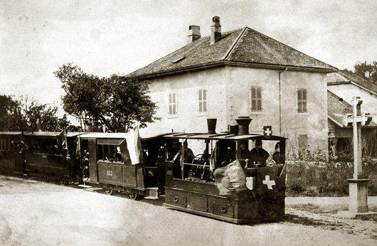 Rte de Ferney, Gd-Saconnex