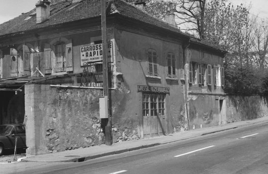 Rue de Montbrillant
