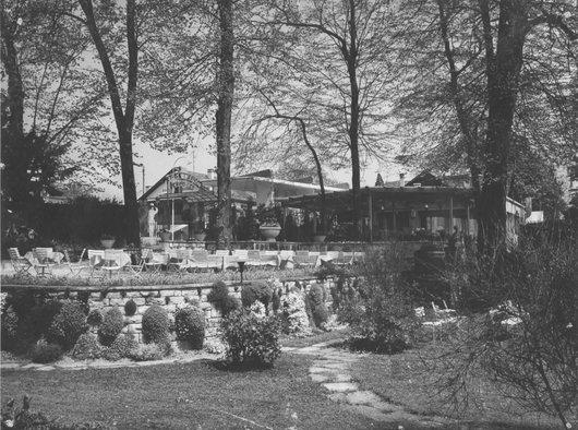 Port Gitana Bellevue jardins