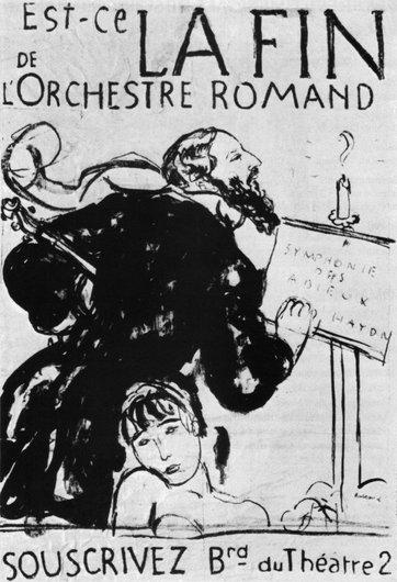 Est-ce la fin de l'Orchestre Romand ?