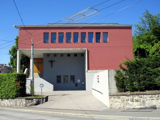 Lausanne église Saint Amédée