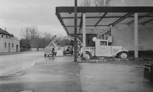 Station service Bellevue 1942