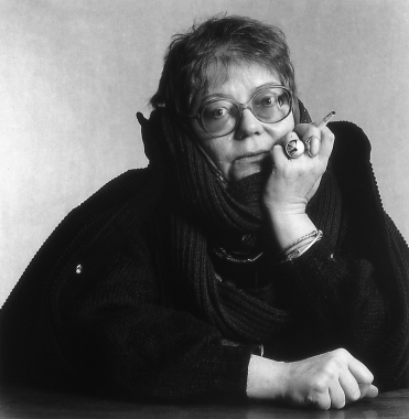 Francine Simonin, artiste peintre lausannoise
