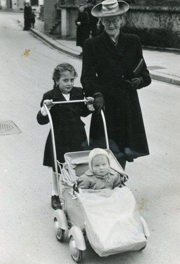 Promenade avec bébé