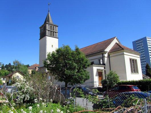 Lausanne paroisse de Bellevaux