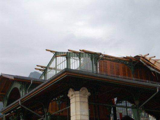 Tempête de Grêle 18 juillet 2005