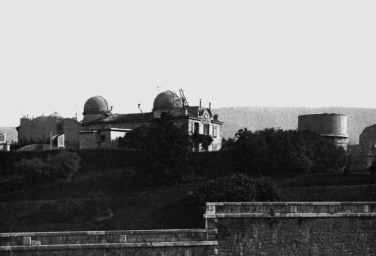L'ancien observatoire