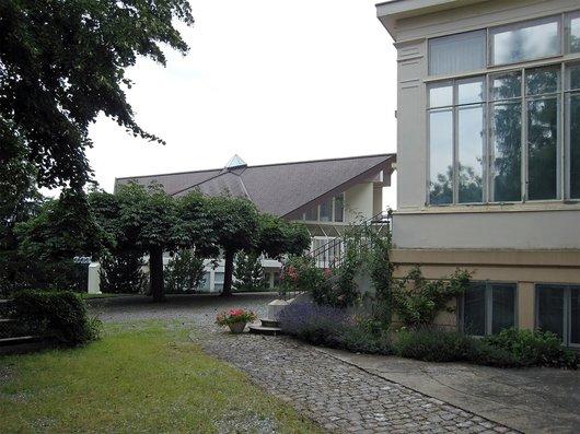 Grand Hôtel de Caux sur Montreux