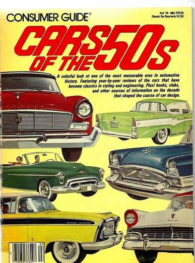 Autos américaines des années 50
