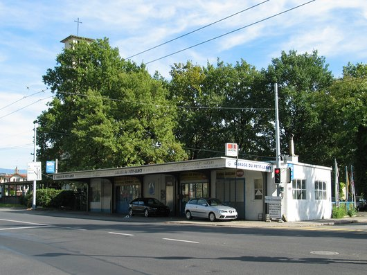 Garage du Petit-Lancy