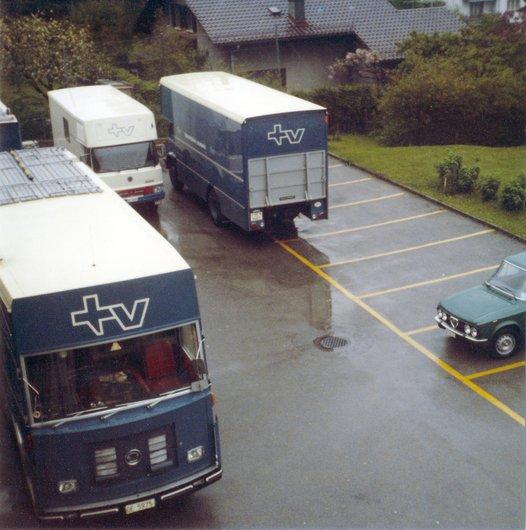 Camions de la T.S.R