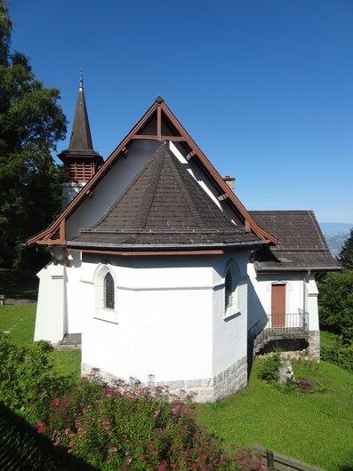 Chapelle anglicane St-Michel et tous les anges