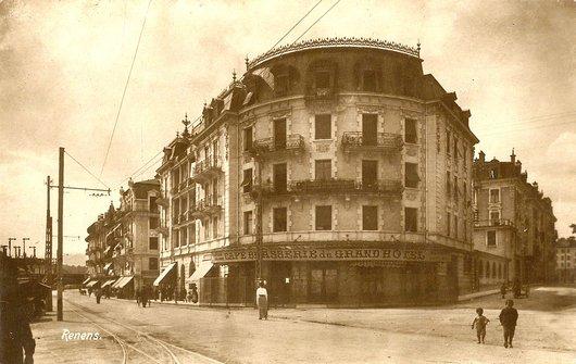 Le Grand-Hôtel - Renens