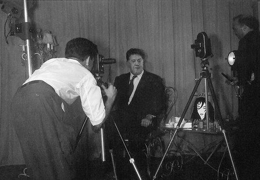 Michel Simon à la Télévision genevoise