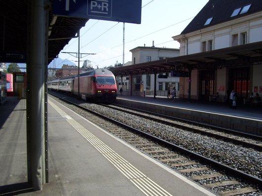 CFF Montreux