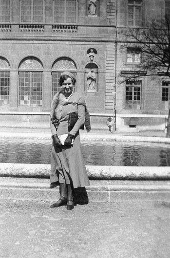 Elisabeth (dite Betty) Favarger (1909-1967)