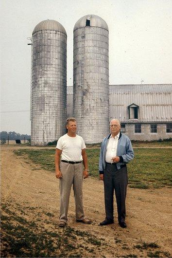 Fermiers du Maryland
