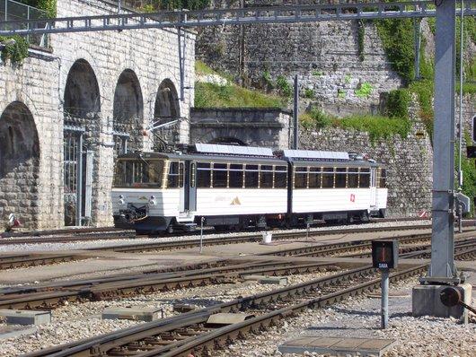 Montreux, les nouvelles couleurs du MGN et les anciennes