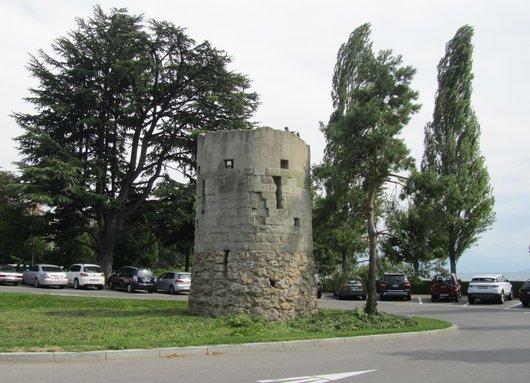 Lausanne Ouchy Tour Haldimand