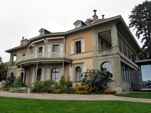 Lausanne Fondation de l'Hermitage