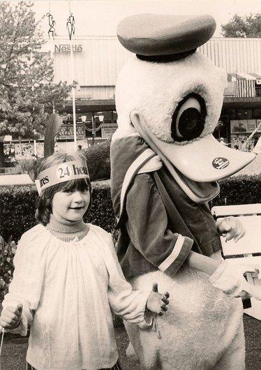 Salon de l'enfance Kid 1977