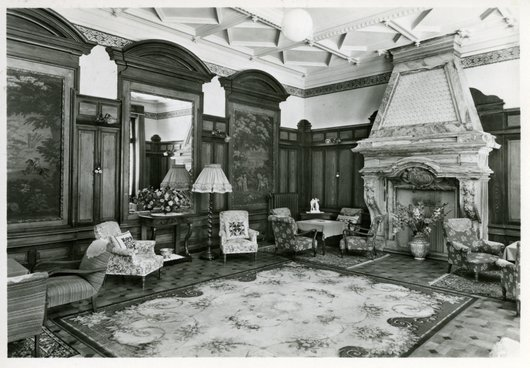 "Grand Hôtel  "" Château Bellevue  "" - Sierre ."