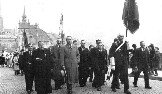 Lentigny 800 ième anniversaire de la ville de Fribourg