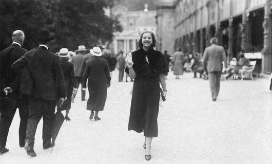 Eliane de Diesbach de Belleroche (1902-1969)