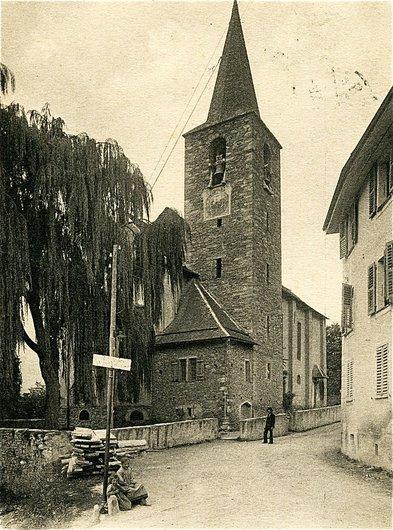 Sierre - Eglise Sainte-Catherine
