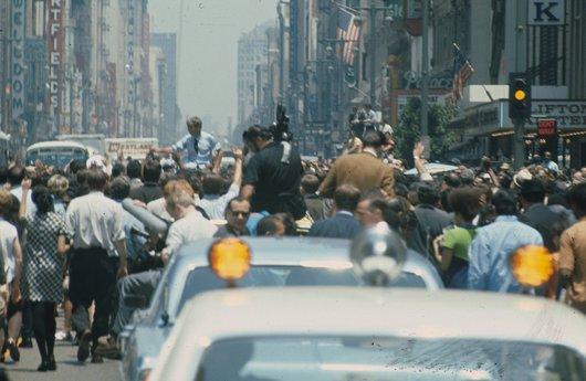 Robert F. Kennedy en campagne (5/6)