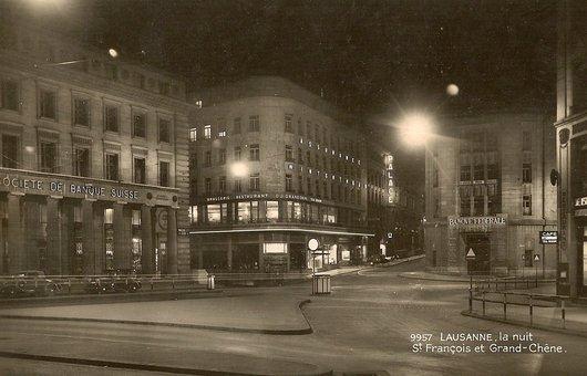 Brasserie du Grand-Chêne - Lausanne