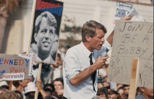 Robert F. Kennedy en campagne (2/6)