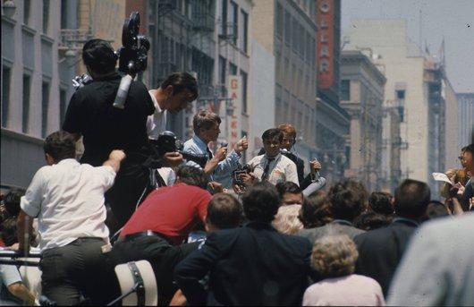 Robert F. Kennedy en campagne (6/6)