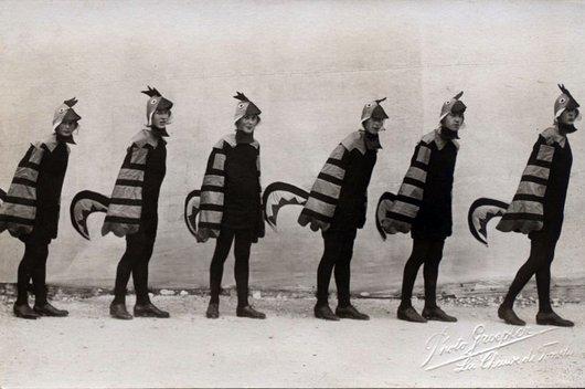 Fête cantonale bernoise de musique à Saint-Imier, 1929
