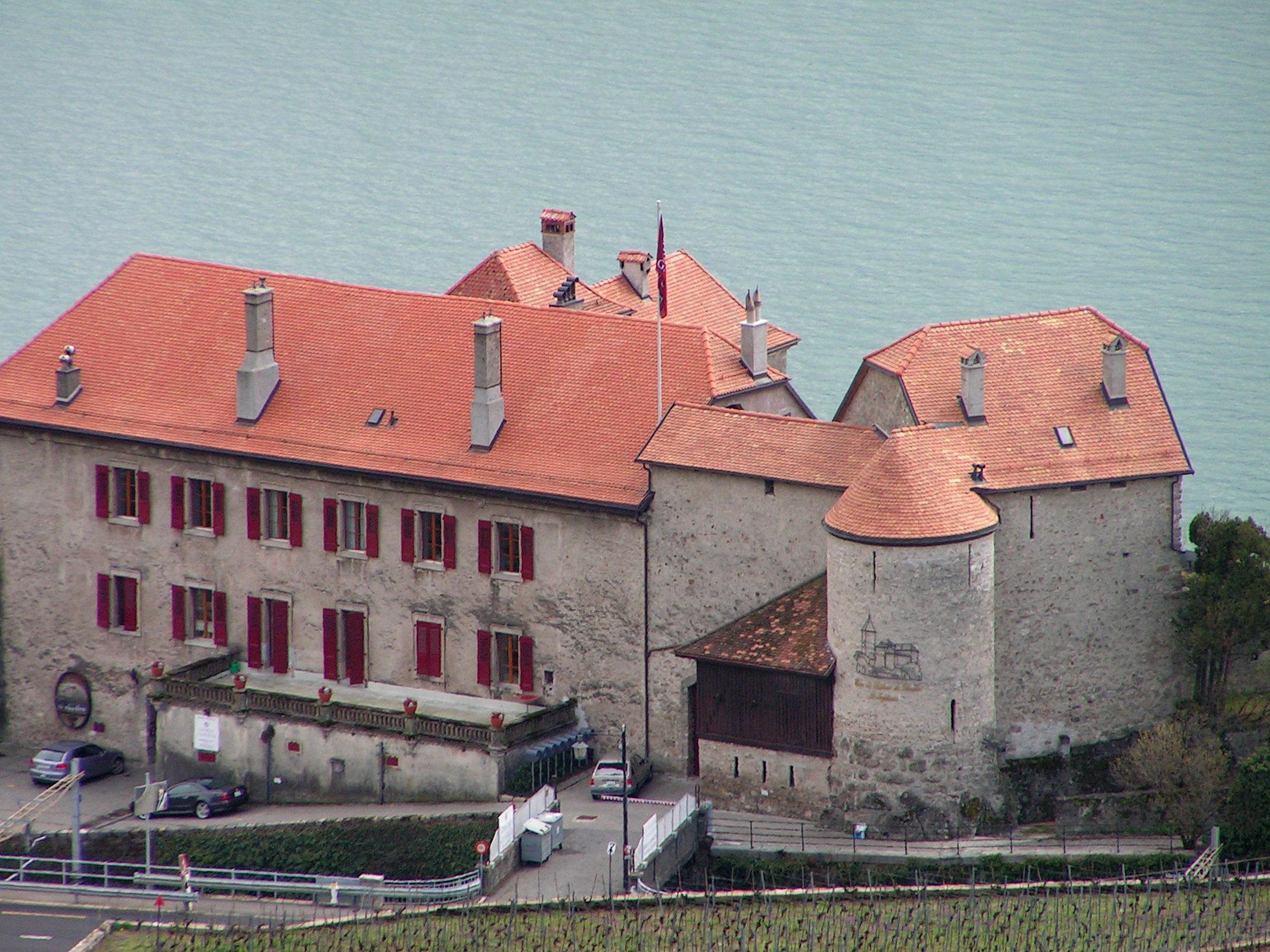 Château de Glérolles St-Saphorin