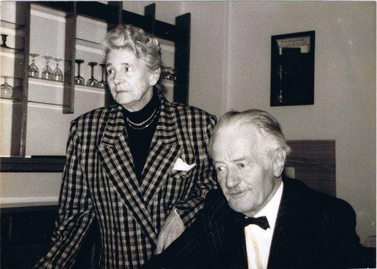 Mes grands-parents, cinquante ans de mariage!