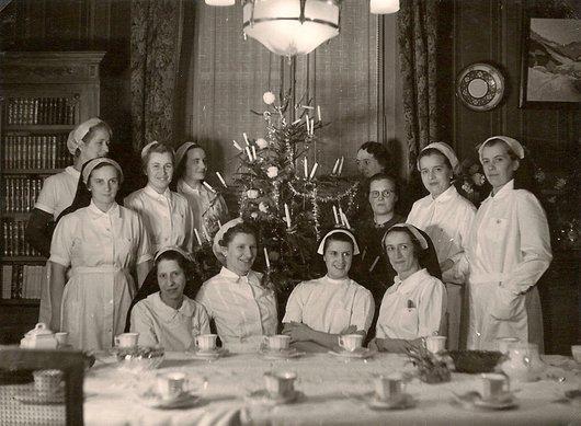 Noël des Samaritaines E.S.M.