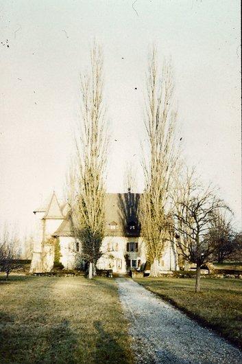 Chambésy maison forte 1981