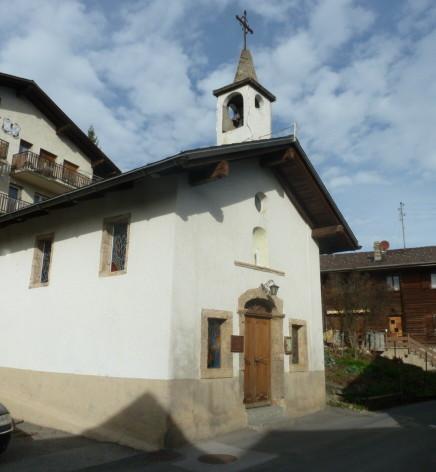 Chapelle de Saxonne, Ayent