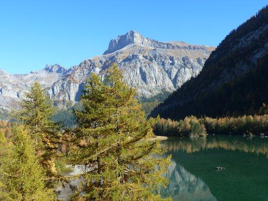 Derborence et son lac