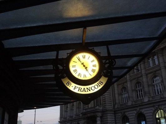 Horloge de Saint-François