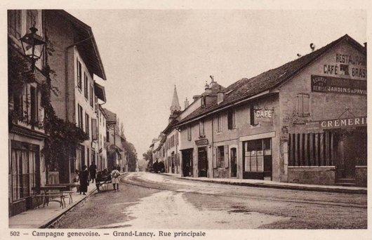 Grand-Lancy, 1910