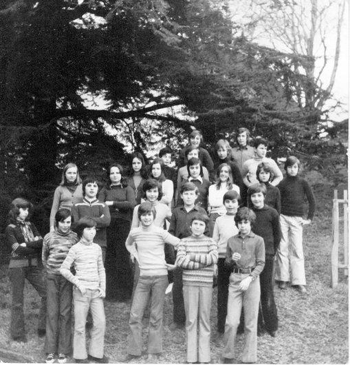 Classe 2-5 du Belvédère, Chevalleyres 1975