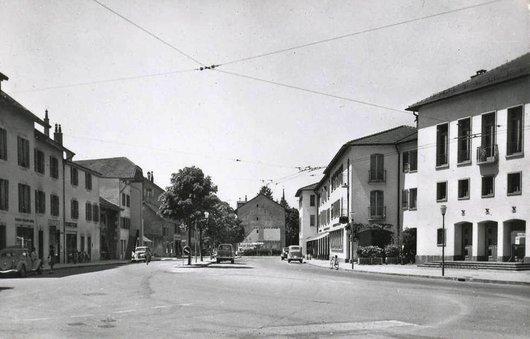 Grand-Lancy, 1962