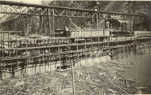Barrage de la Dixence