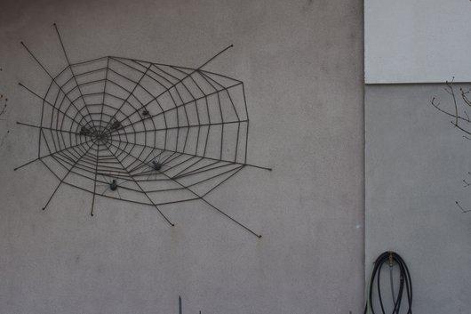 La maison de spiderman