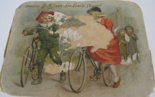 Boîte de chocolat Klaus contient un trésor d'artisan...